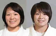 柔道・谷本歩実と田代未来