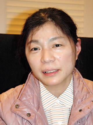 松本薫 母親・松本恵美子