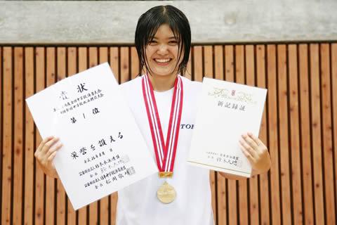 長谷川涼香 選手