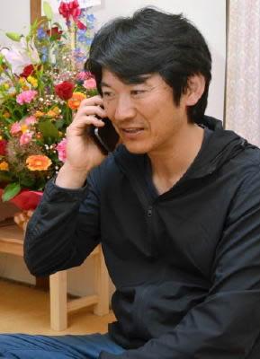 濱田真由 父親・濱田康二